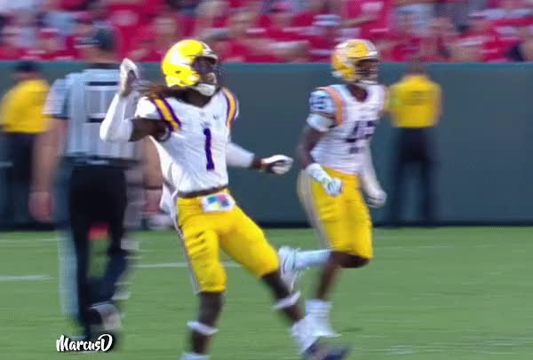 Watch Donte Jackson skipping GIF by MarcusD (@-marcusd-) on Gfycat. Discover more related GIFs on Gfycat