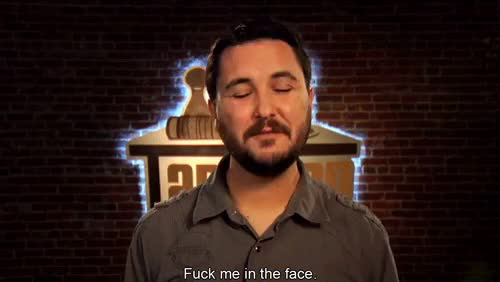 Watch this GIF on Gfycat. Discover more wil wheaton GIFs on Gfycat