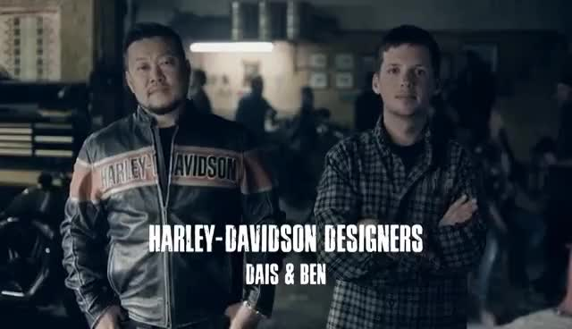 Watch and share Inspiration | 2016 Harley-Davidson Motorcycles GIFs on Gfycat