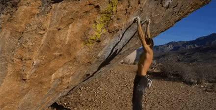 climbing GIFs