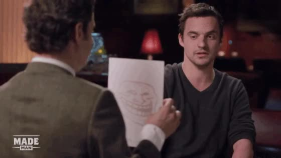 Watch this trending GIF on Gfycat. Discover more jake johnson GIFs on Gfycat