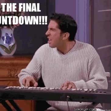 Watch and share Final Countdown GIFs on Gfycat