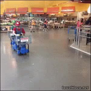 Watch and share Shopping Cart GIFs on Gfycat