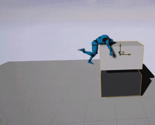 Watch and share Ragdolling GIFs and Ue4 GIFs by dsione on Gfycat