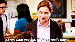 Watch and share Jim Halpert GIFs and Pam And Jim GIFs on Gfycat