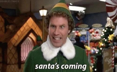christmas, happy christmas, happy holidays, holiday, merry christmas, will ferrell, xmas, merry christmas eve GIFs