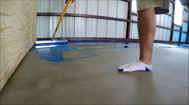 Watch and share Epoxy Floor GIFs on Gfycat