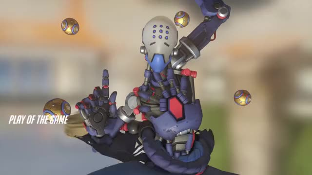 Watch and share Overwatch GIFs and Zenyatta GIFs by t3hg00se on Gfycat