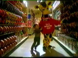 Watch and share Classic 80s - 1988 Toys R US Christmas Nintendo NES Commercial GIFs on Gfycat