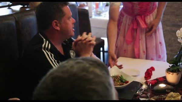 dirndls, soccer, Thomas Muller in a dirndl GIFs