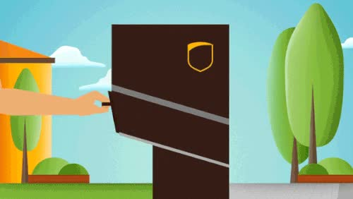 Watch UPS Explainer Video GIF on Gfycat. Discover more related GIFs on Gfycat