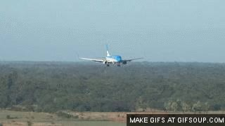 Watch and share Boeing 737 GIFs on Gfycat