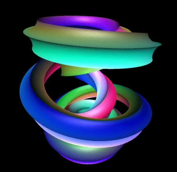 Watch Multi Sided Torus GIF by MathMod (@parisolab) on Gfycat. Discover more 3d, mathematics, mathmod GIFs on Gfycat