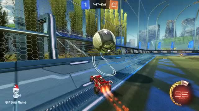 Watch and share Ranked Double Flip Reset GIFs by Tv_Sherlokred on Gfycat