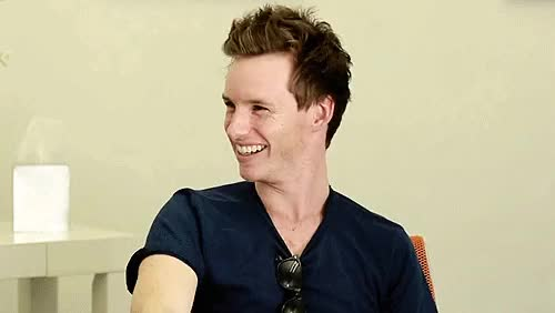 Watch and share Eddie Redmayne GIFs and Celebrities GIFs on Gfycat