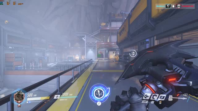Watch Overwatch 12.13.2017 - 20.57.39.01 GIF on Gfycat. Discover more related GIFs on Gfycat