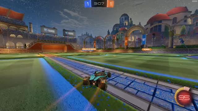 Watch and share Rocket League GIFs and Mr Pickings GIFs by Mr Pickings Rocket League highlights on Gfycat