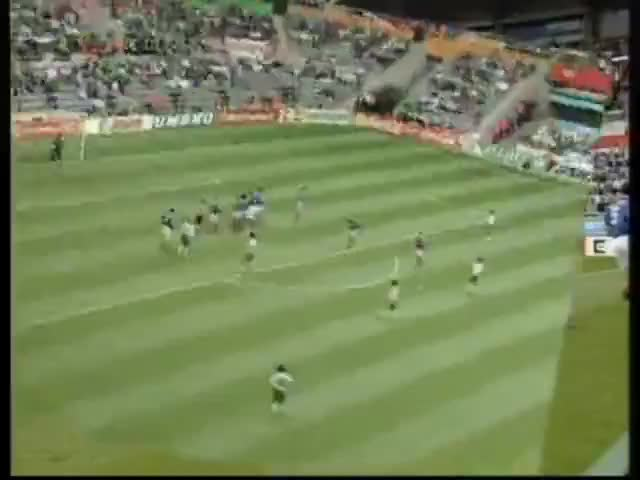Watch and share STOICHKOV - Bulgaria V France, 1996 GIFs on Gfycat