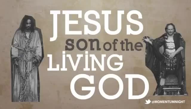 Watch Jesus is Loving Barabbas - Judah Smith Sermon Jam GIF on Gfycat. Discover more related GIFs on Gfycat