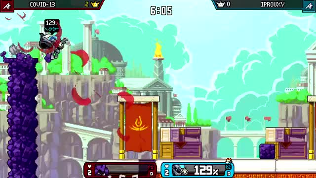 Watch and share Rivals Of Aether GIFs and Forsburn GIFs by ProuxEXE on Gfycat