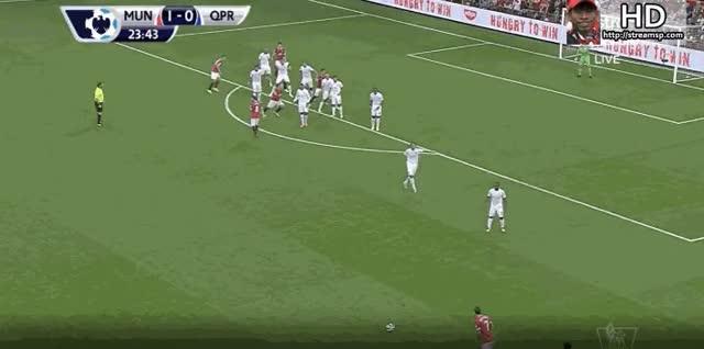 Watch Angel Di Maria goal vs. QPR (reddit) GIF on Gfycat. Discover more soccer GIFs on Gfycat