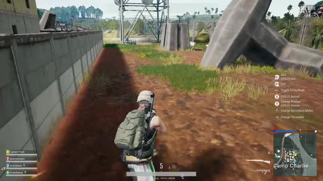 Watch this GIF by Gamer DVR (@xboxdvr) on Gfycat. Discover more Captain Fram, PLAYERUNKNOWNSBATTLEGROUNDSFullProductRelease, xbox, xbox dvr, xbox one GIFs on Gfycat