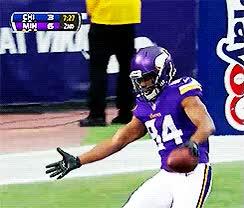 Watch and share Cordarelle Patterson Minnesota Vikings Gif GIFs on Gfycat