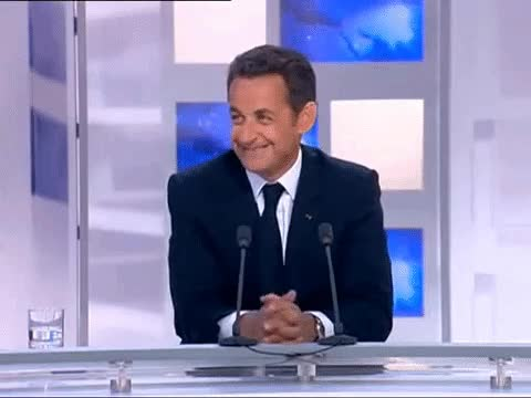 Watch and share Nicolas Sarkozy GIFs on Gfycat