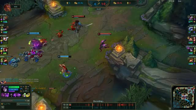 Watch and share League Of Legends GIFs and Lol Kai'sa GIFs by kwatz_ on Gfycat