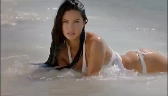 Watch and share Adriana Lima GIFs and Fashion GIFs on Gfycat