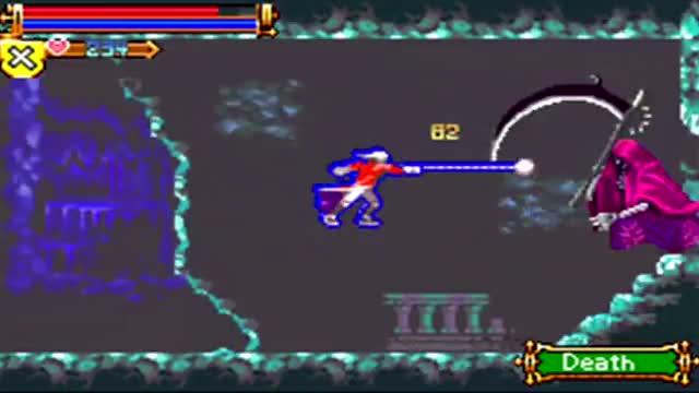 Watch and share Castlevania Death Boss Battles Part 2 GIFs by Qaiss El-Bairoti on Gfycat