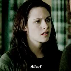 Watch and share Alice Cullen GIFs and Bella Swan GIFs on Gfycat