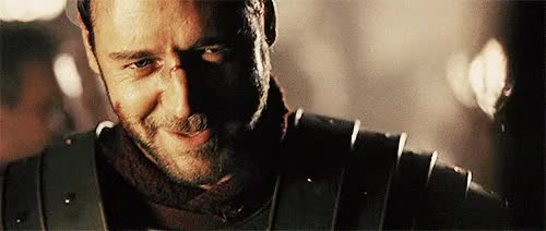 Watch and share Russell Crowe GIFs and Gladiator GIFs on Gfycat