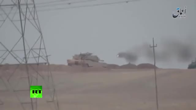 Watch and share 9m133 Kornet Atgm GIFs and Russia Today GIFs on Gfycat