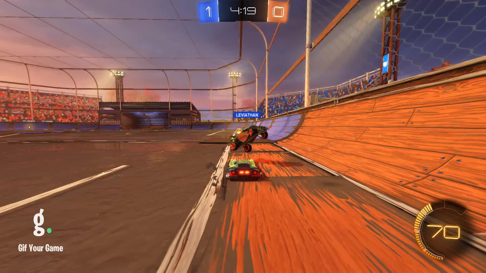 Duck Dodgers, Gif Your Game, GifYourGame, Rocket League, RocketLeague, Save, Save 2: Duck Dodgers GIFs