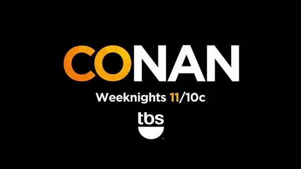 Watch and share Jessica Pare GIFs and Conan GIFs on Gfycat