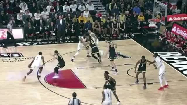 Watch wsu d forced jumpers GIF by @teldridge on Gfycat. Discover more basketball GIFs on Gfycat