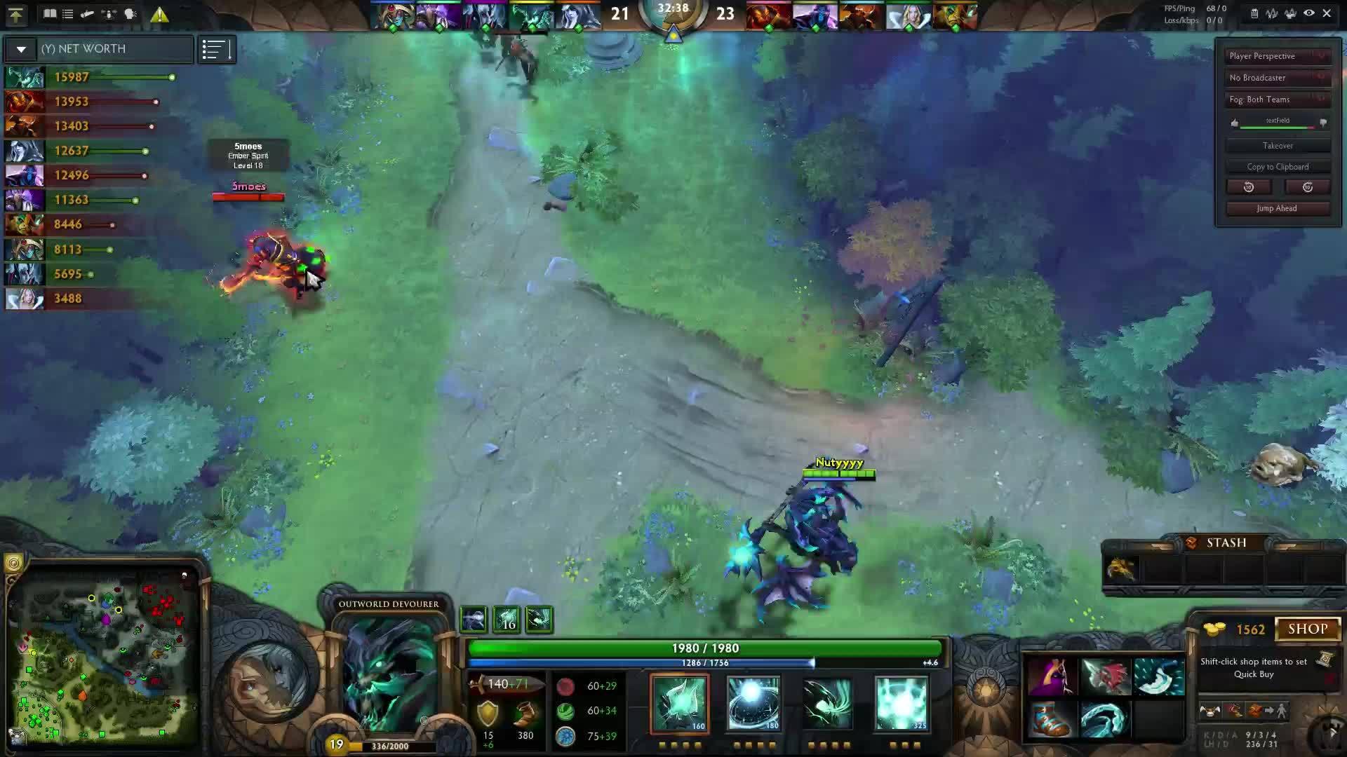 copypasta, dota2, stobuilds, Dragon Lance vs Ember Spirit GIFs