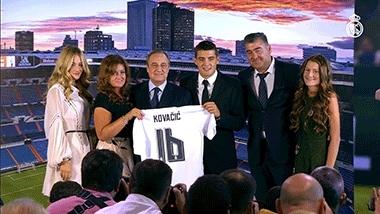 16, Mateo Kovačić, halamadrid, presentation, realmadrid, Hala Madrid y Nada Mas!  GIFs