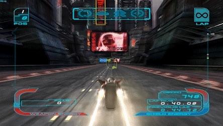 gaminggifs, XGRA - Scavanger City - Templar Bike - Ultrasonic GIFs