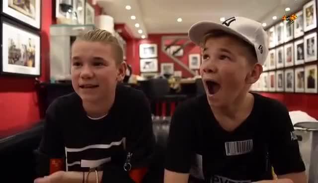 Watch and share Marcus Och Martinius Hälsning Till Svenska Fansen GIFs on Gfycat