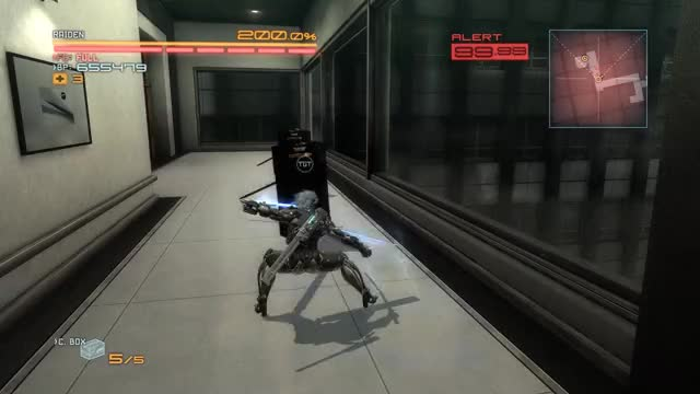 Watch and share Metal Gear Rising Revengeance 2018.07.04 - 16.49.02.08.DVR GIFs by queckquack on Gfycat