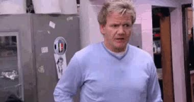 Watch and share Gordon Ramsay GIFs on Gfycat