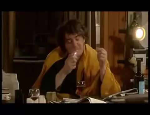 Watch this trending GIF on Gfycat. Discover more bernard black, black books GIFs on Gfycat
