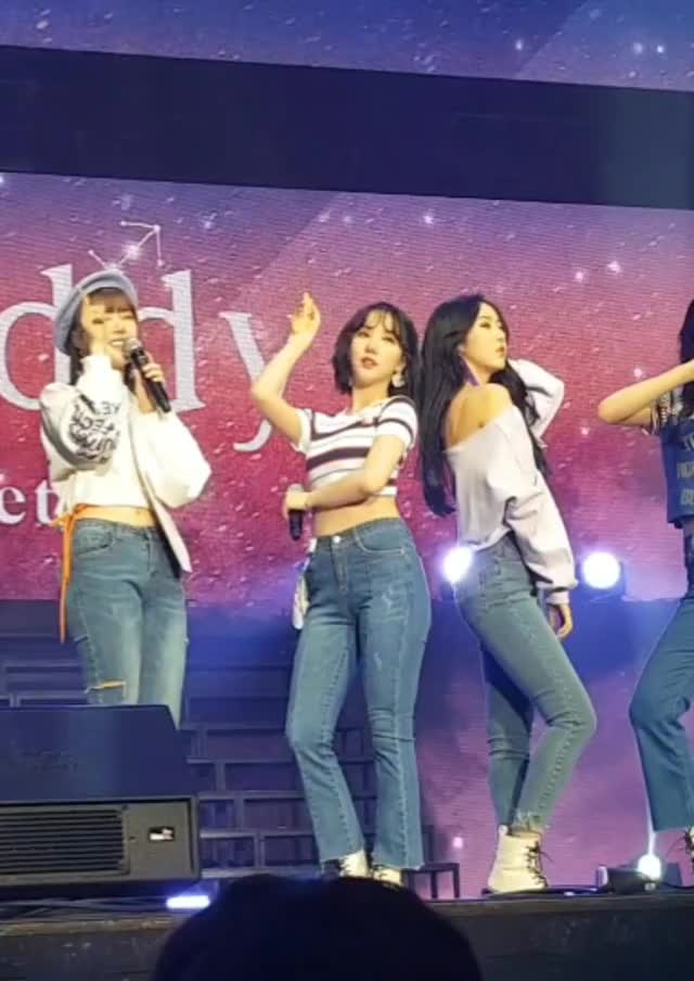 gfriend - Yerin, Eunha & Sinb