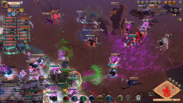 Watch and share Albion Online 2019.07.05 - 23.10.47.03.DVR Trim GIFs on Gfycat