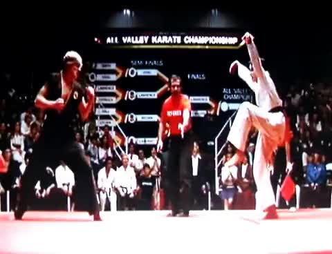 Watch and share Karate Kid GIFs on Gfycat