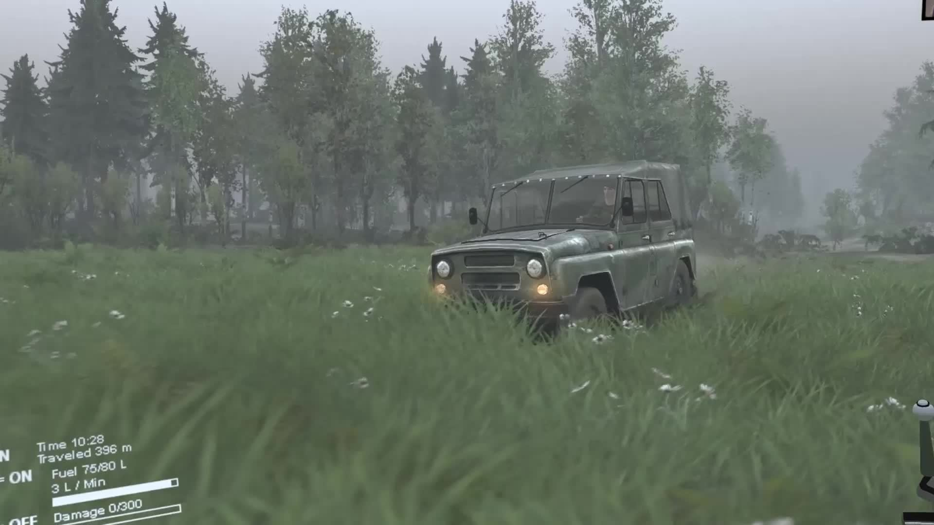 Spintires Aclass GIFs