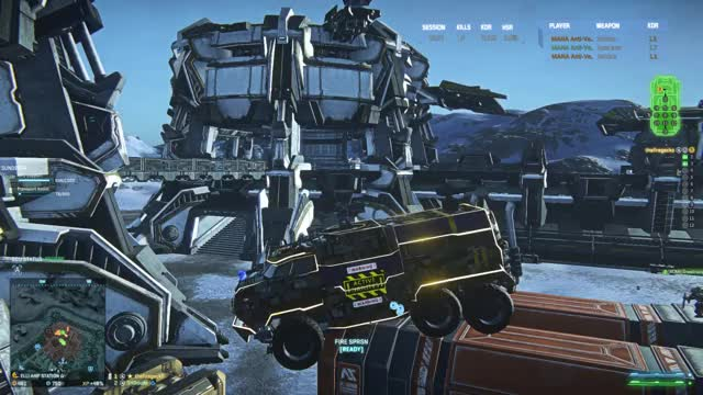 Watch and share Sunderer Launch GIFs and Planetside GIFs by thefiregecko on Gfycat