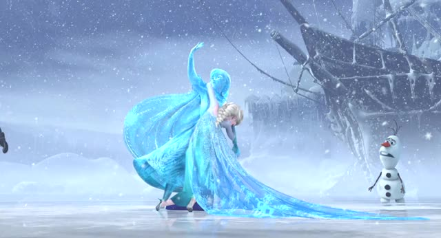 Watch and share What Was On Elsa's Mind. GIFs by televue on Gfycat